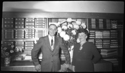 L. Banker Mercantile's employees in Russell, Kansas - Page