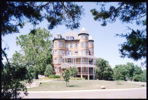 Topeka State Hospital in Topeka, Kansas - Page