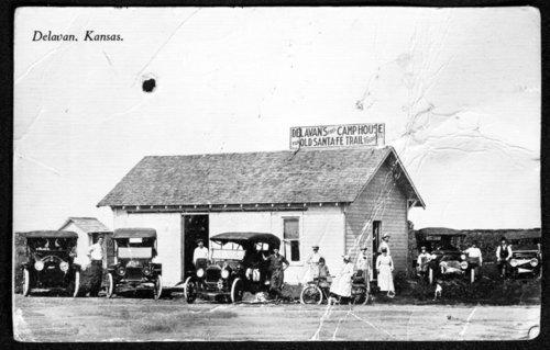 Camp house, Delavan, Kansas - Page