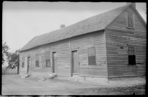G. H. Hollenberg ranch house, Washington County, Kansas - Page