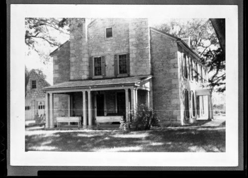 Views of the Kaw Mission in Council Grove, Kansas - Page
