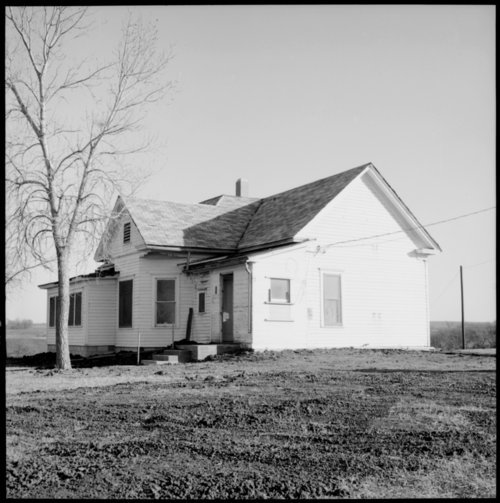 Caretaker's cottage at the Hollenberg Pony Express Station, Washington County, Kansas - Page