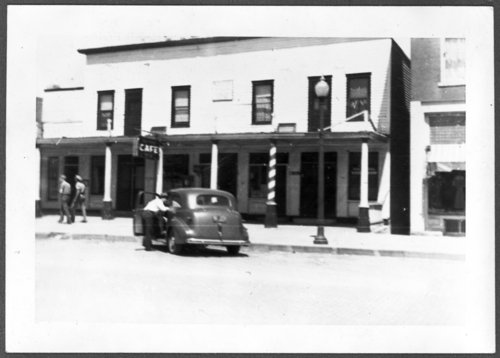 Hays House in Council Grove, Kansas - Page