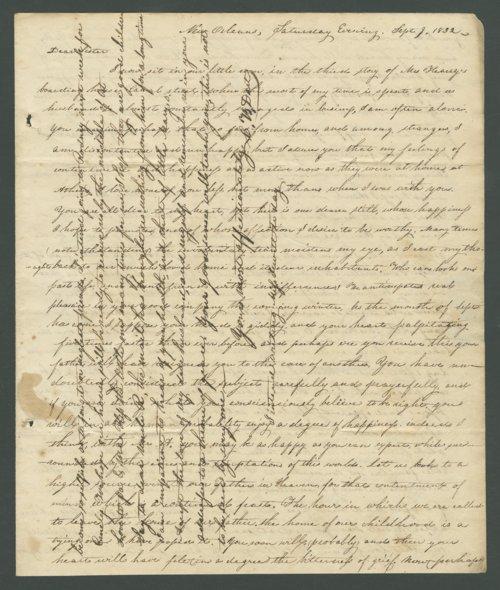 Catherine B. Dart to Lewis Allen Alderson - Page