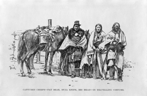 Captured Cheyenne chiefs - Page