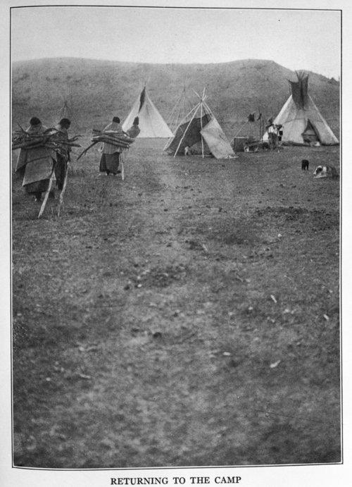 Cheyenne camp - Page