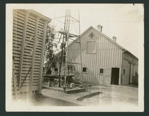 Barn near Independence, Kansas - Page