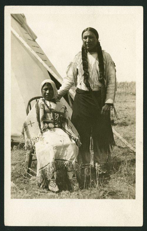 Paul Little Man, Cheyenne Indian - Page