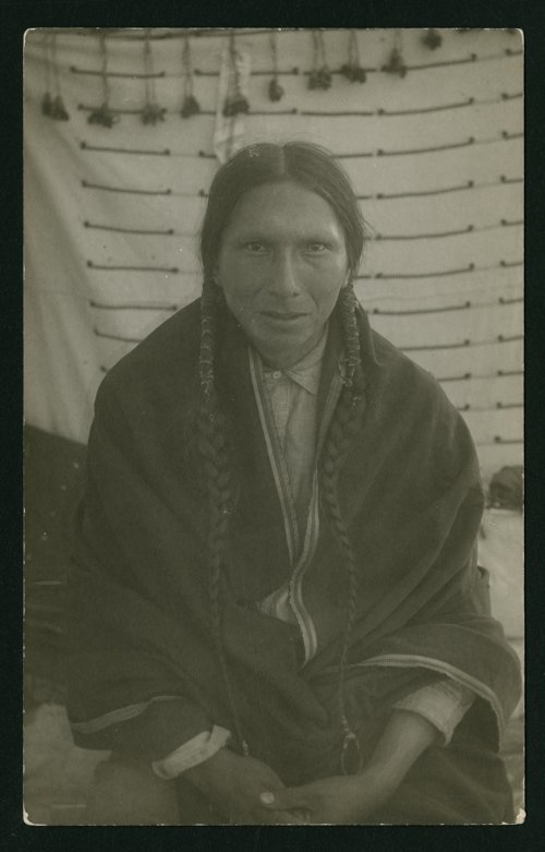 Chief Fred Cohoe, Cheyenne Indian - Page