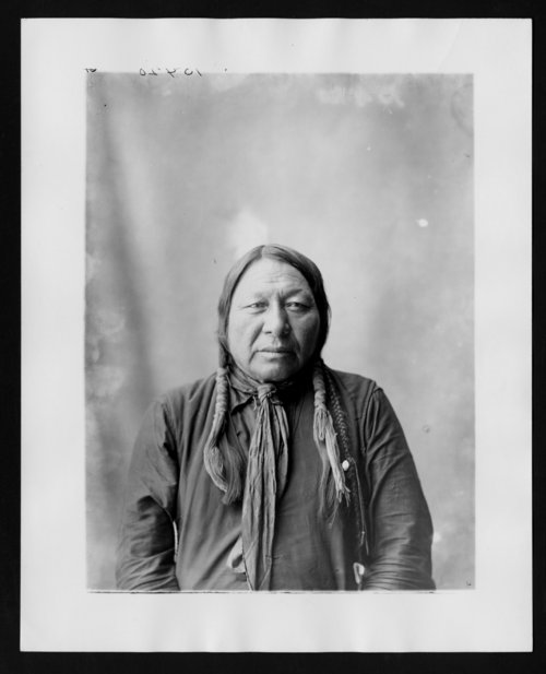 Bushy Head, Cheyenne Indian - Page