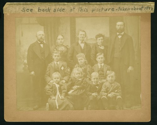 Asmusson, Hansen, and Beck families - Page