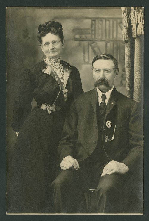 Fredrick Peter Beck and Margretha Hansen Beck - Page