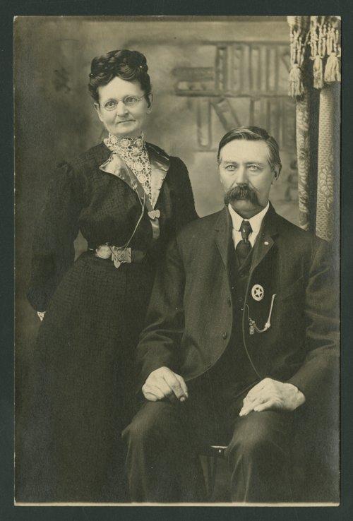 Fredrick Peter Beck and Margretha Hansen Beck - Page