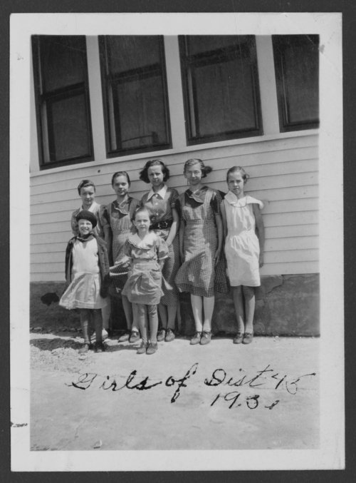 Students at school district 45 in Cloud County, Kansas - Page
