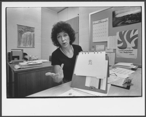 Joan Mebed at the Menninger Clinic in Topeka, Kansas - Page