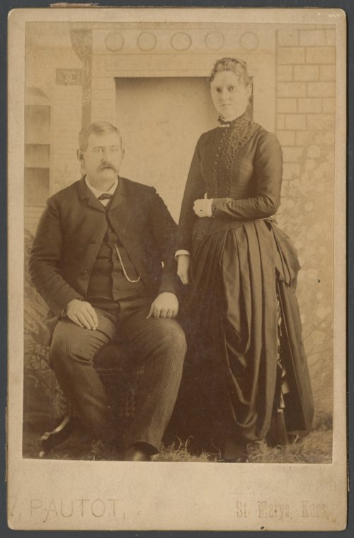 James and Julia Boyles - Page
