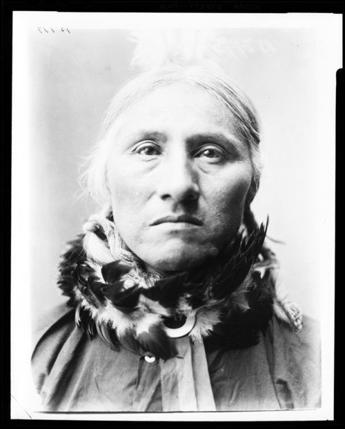 White Buffalo, Cheyenne Indian - Page