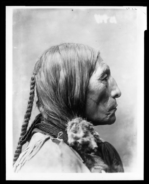 Wolf Robe, Cheyenne Indian - Page