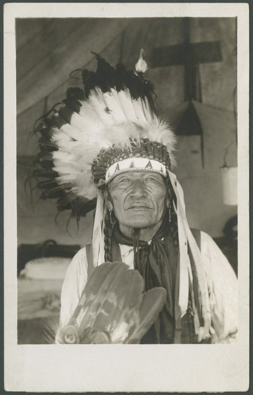 Yellow Hawk, Cheyenne Indian - Page