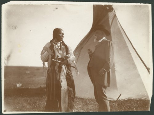 Three Fingers, Southern Cheyenne Chief - Page