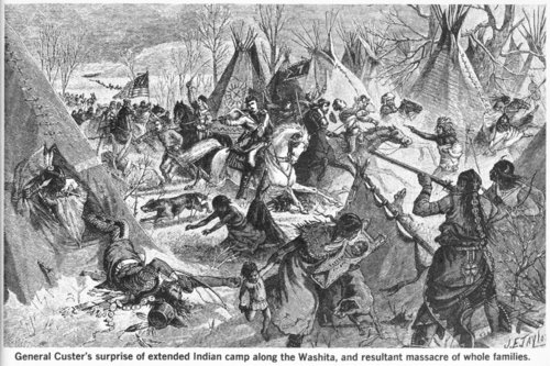 Battle of the Washita - Page
