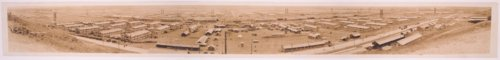 Panoramic view of Camp Funston - Page