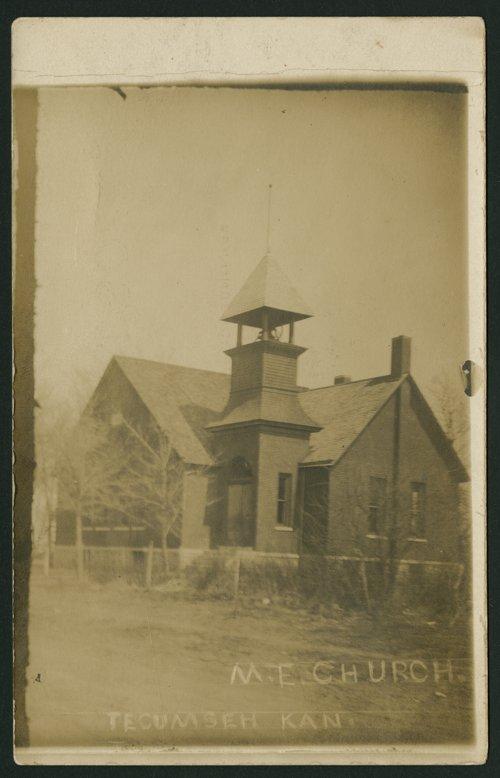 Methodist Episcopal Church in Tecumseh, Kansas - Page