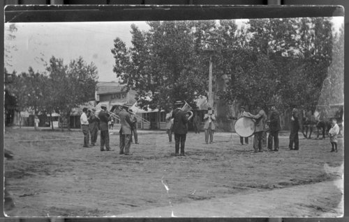 Vermillion Band, Kansas - Page