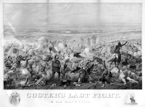 Custer's Last Fight - Page