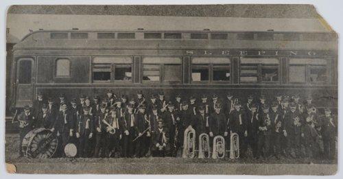 Marshall's Band in Topeka, Kansas - Page