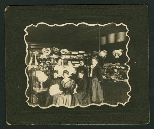 Millinery store, Burlingame, Kansas - Page