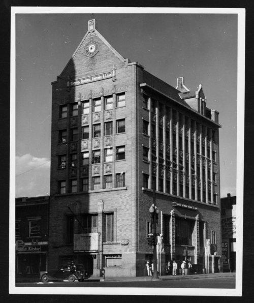 Capitol Federal Savings & Loan, Topeka, Kansas - Page