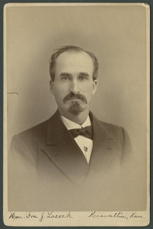 Ira J. Lacock - Page