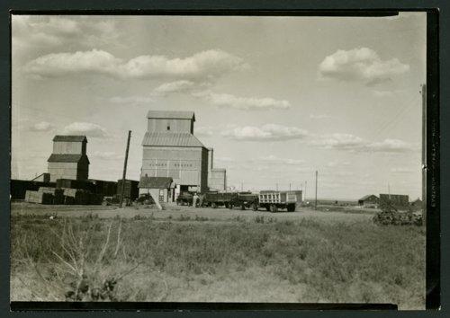 Grain elevator, St. Francis, Kansas - Page