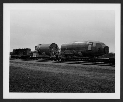 Atchison, Topeka & Santa Fe Railway Company's railway shipment - Page