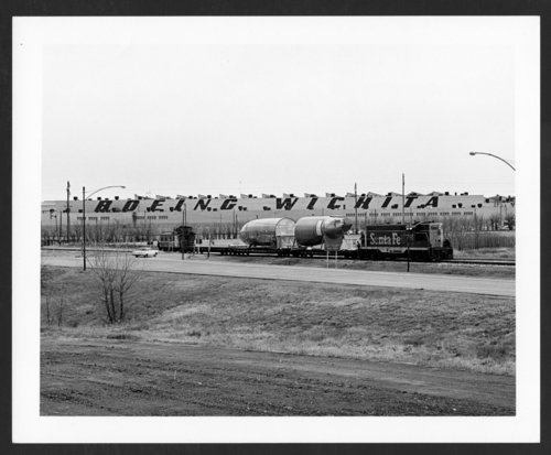 Atchison, Topeka & Santa Fe Railway Company's rail shipment - Page