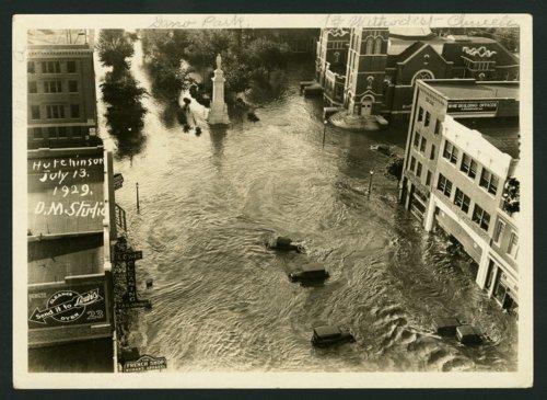 Flood in Hutchinson, Kansas - Page