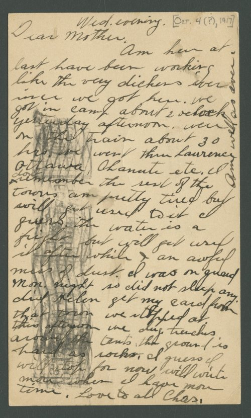Charles H. French correspondence - Page