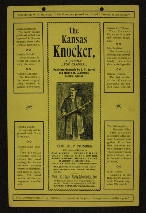 The Kansas Knocker - Page