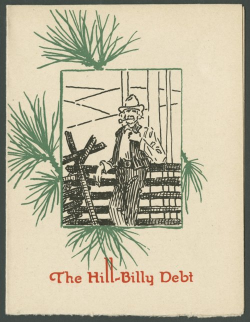 The Hill-Billy Debt - Page