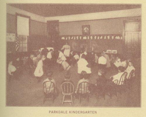 Parkdale kindergarten, Topeka, Kansas - Page