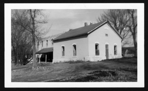 Brewery and residence, Baxter Springs, Kansas - Page