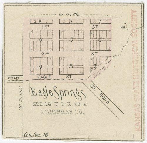 Eagle Springs, Kansas - Page