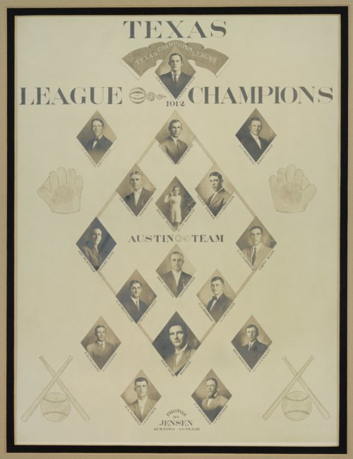 Austin Senators baseball team - Page