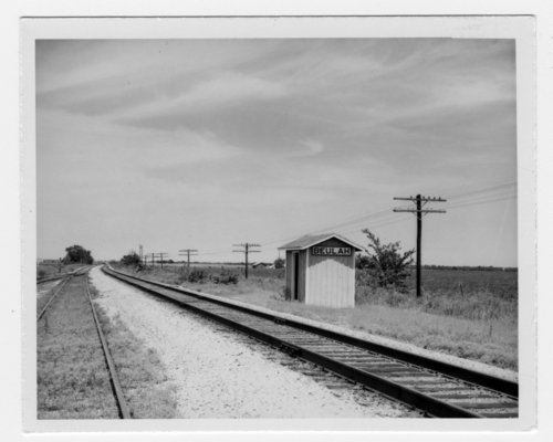 St. Louis-San Francisco Railway box depot, Beulah, Kansas - Page