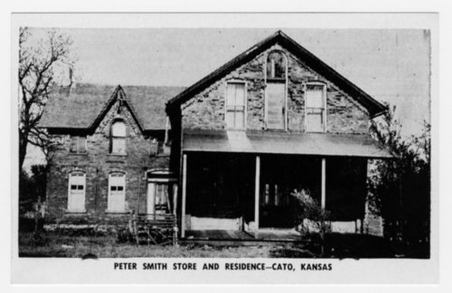 Peter Smith store and residence, Cato, Kansas - Page