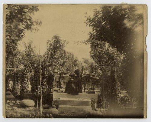 Garden of Captain James Jamison, Cherokee, Kansas - Page