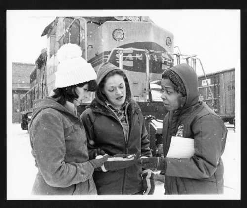 Atchison, Topeka & Santa Fe Railway Company workers - Page