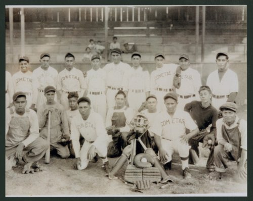 Cometas baseball team in Topeka, Kansas - Page