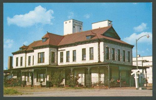 Old Depot Museum, Ottawa, Kansas - Page